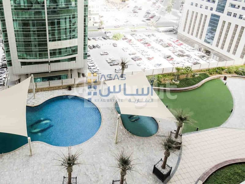 2 LUXURIOUS TWO BEDROOM WITH 1 MONTH FREE & 1 PARKING IN ASAS TOWER