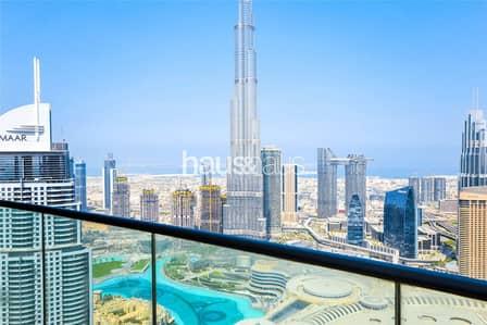 3 Bedroom Flat for Rent in Downtown Dubai, Dubai - Premium Serviced Unit | Luxurious | Excellent View