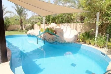 فیلا 6 غرفة نوم للايجار في المرابع العربية، دبي - UPGRADED | PRIVATE POOL | VACANT
