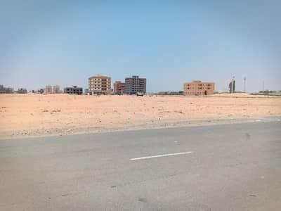 ارض تجارية  للبيع في الجرف، عجمان - افضل استثمار تملك ارض تجاريه للبيع بالجرف بامارة عجمان بالتقسيط.