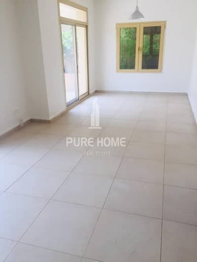 4 Bedroom Villa for Rent in Khalifa City A, Abu Dhabi - Golf Gardens 4 Bedroom with Pool and lush green gardens