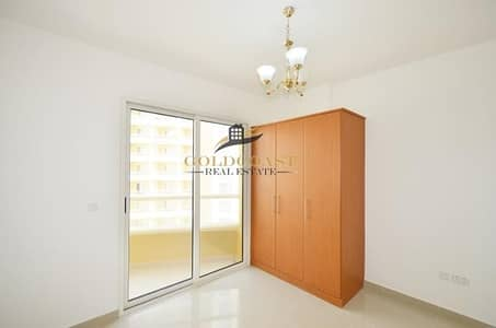 Studio for Sale in Dubai Production City (IMPZ), Dubai - Bright and cozy studio for sale in Lakeside Tower