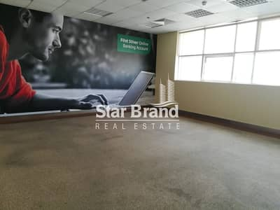Floor for Rent in Airport Street, Abu Dhabi - AFFORDABLE MEZZANINE FLOOR FOR BUSINESS FOR RENT N AIRPORT ROAD