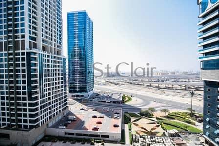 شقة 1 غرفة نوم للبيع في أبراج بحيرات جميرا، دبي - Investors Deal! Rented 1 Bed   SZR and Marina View