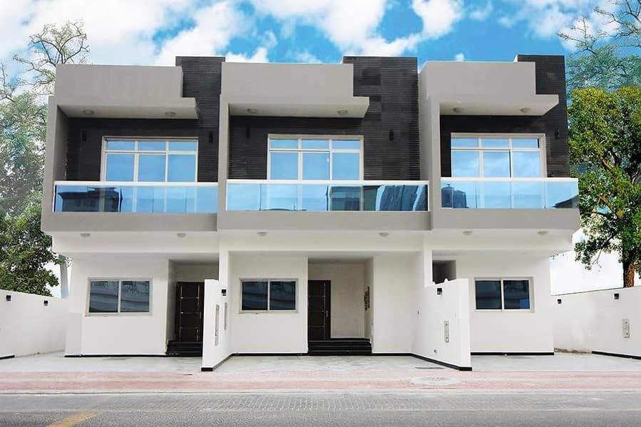 Brand New 2 Bedroom in Al Burooj Residence VII at JVT