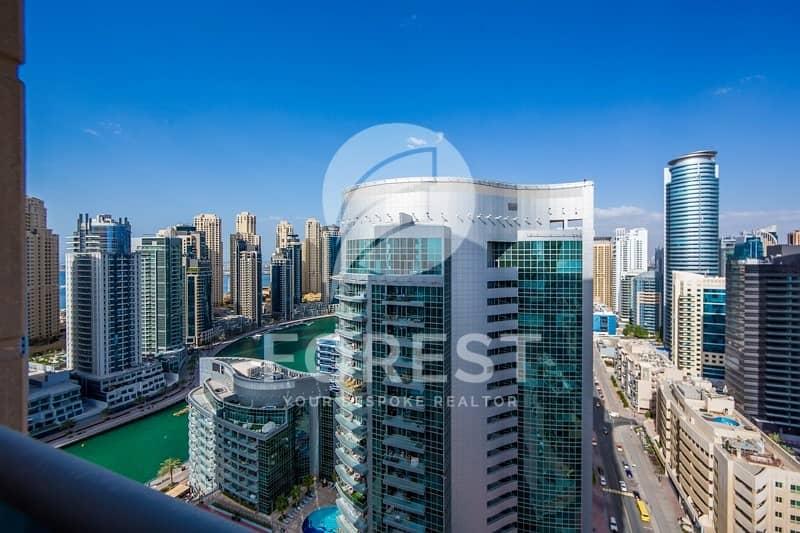 2Bedroom with Marina View on High Floor in Zumurud