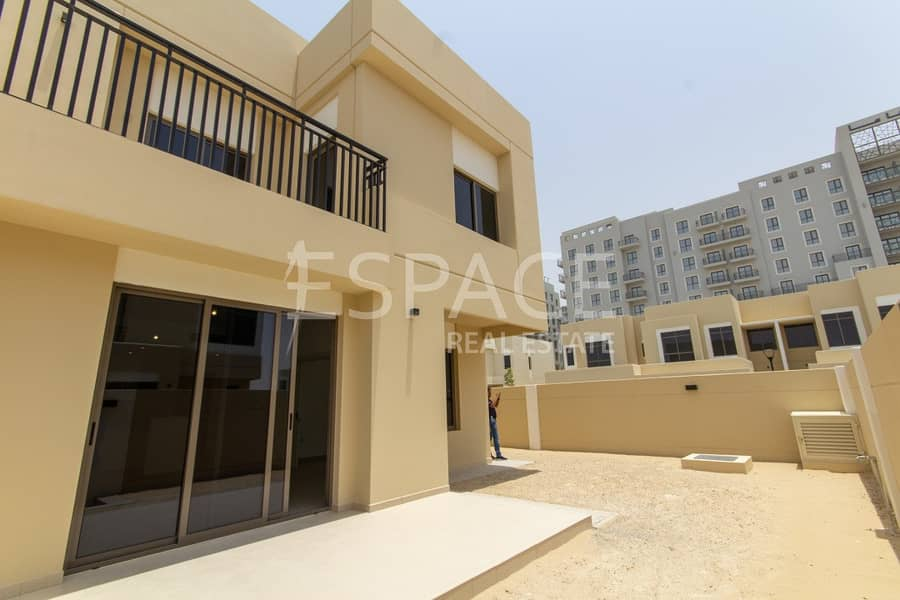 2 Back to Back | 4 Bed Type 14 | End unit
