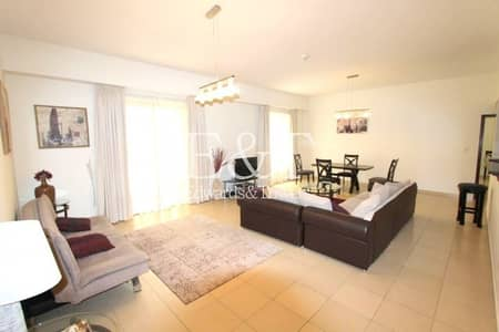 1 Bedroom Apartment for Rent in Jumeirah Beach Residence (JBR), Dubai - Fully Furnished 1 Bedroom | Ready to Move In