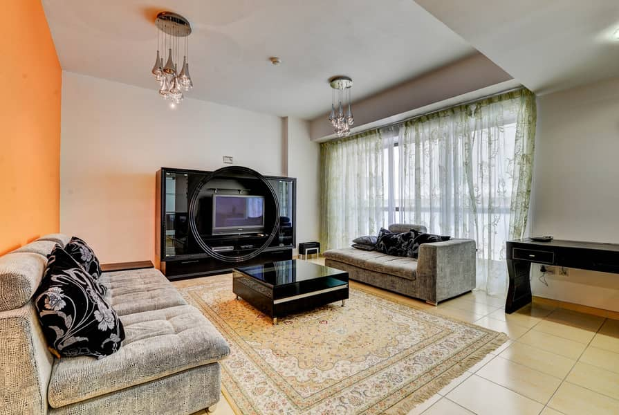 2 Bedroom Apartment | Furnished | Shams 4