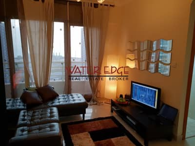 Fully Furnished I 1BR I Full Marina View