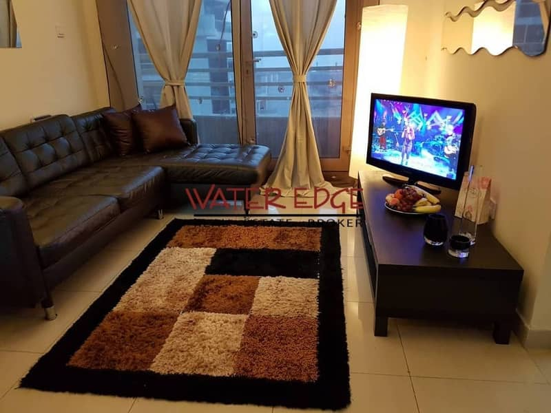 2 Fully Furnished I 1BR I Full Marina View