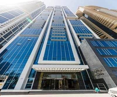 شقة 1 غرفة نوم للبيع في دبي مارينا، دبي - شقة في مارينا أركيد دبي مارينا 1 غرف 1300000 درهم - 4278646
