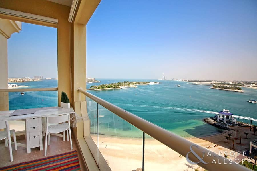 Full Sea View |  Duplex Penthouse | 4 Beds