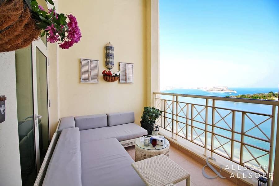 2 Full Sea View |  Duplex Penthouse | 4 Beds