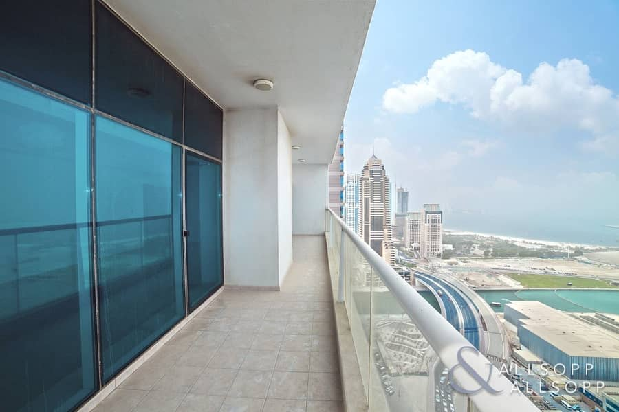 Mid Floor | Full Sea Views | Vacant