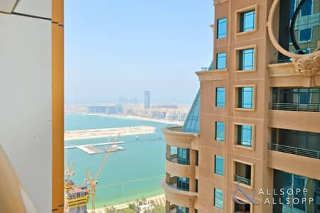 2 Bedroom Apartment for Rent in Dubai Marina, Dubai - 2 Bedroom | High Floor | Fully Furnished