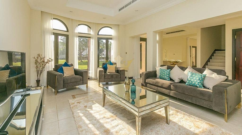 2 Canal Cove 3Bedrooms Villa in Palm Jumeirah