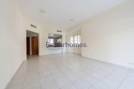 شقة 2 غرفة نوم للبيع في جرين كوميونيتي، دبي - Vacant | Ground Floor | Balcony | 2 Parkings