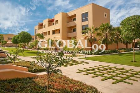 فیلا 4 غرفة نوم للايجار في حدائق الراحة، أبوظبي - Upcoming   Huge Layout With Private Pool & Garden.