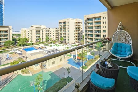 2 Bedroom Flat for Sale in The Greens, Dubai - 05 Unit | Large 2 Bed + Study | Vacant On Transfer