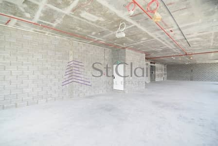 Shop for Rent in Business Bay, Dubai - Burj Khalifa View | Shell and Core | Free Parking
