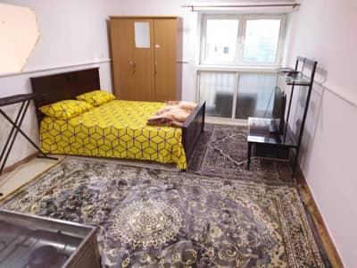 Studio for Rent in Al Qulayaah, Sharjah - Studio for rent in Al Qulayaah