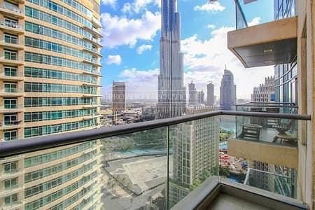 1 Bedroom Flat for Sale in Downtown Dubai, Dubai - Urgent Sell | Burj Khalifa View | Vacant