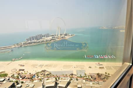 2 Bedroom Apartment for Sale in Jumeirah Beach Residence (JBR), Dubai - New in the Market | Amazing Sea View | Priced to Sell