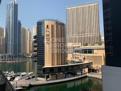شقة 1 غرفة نوم للايجار في دبي مارينا، دبي - Brand New 1 Bed | Fitted Kitchen | Marina View