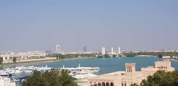 """Full Sea View"" 2 BHK  Maidsroom  All Facilities in Al Bateen"