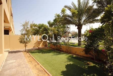 تاون هاوس 4 غرفة نوم للايجار في جزر جميرا، دبي - Beautiful Community Views l Well Maintained
