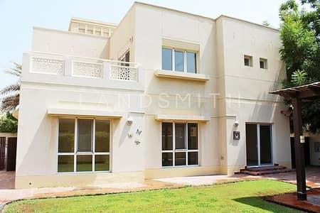 فیلا 4 غرفة نوم للبيع في السهول، دبي - Ready to  Move in  Big 4 BR Meadows 2  Villa