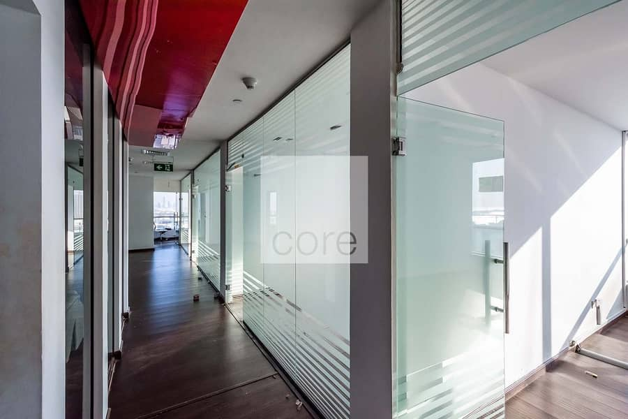 2 Fitted Office | Mid Floor | AC Included