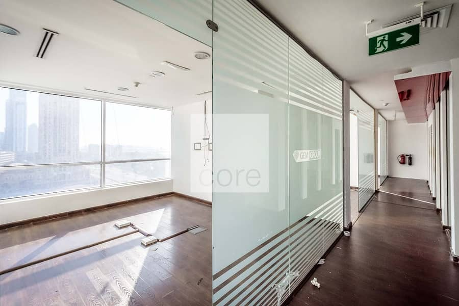 Fitted Office | Mid Floor | AC Included