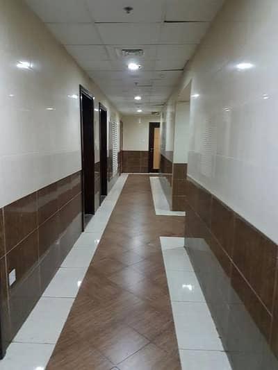 1 Bedroom Flat for Sale in Garden City, Ajman - Best offer!! Open view 1 Bedroom Hall (closed kitchen) inMandarin Tower Garden City Ajman