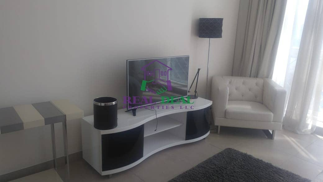 Modern Studio / Furnished  / Business bay