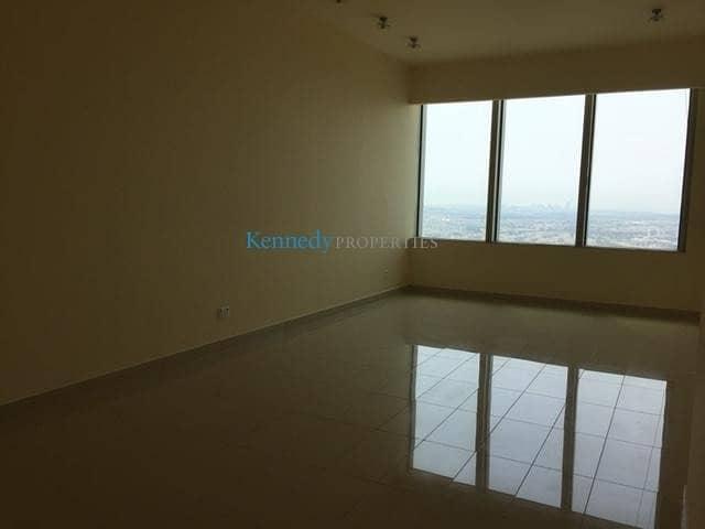 2 bed high floor best views in Abu Dhabi