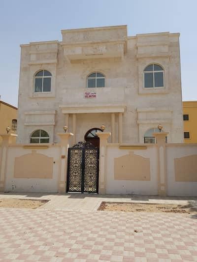 8 Bedroom Villa for Rent in Al Mowaihat, Ajman - 8 Bedroom Hall Villa for Rent in Mowaihat near Ajman Academy