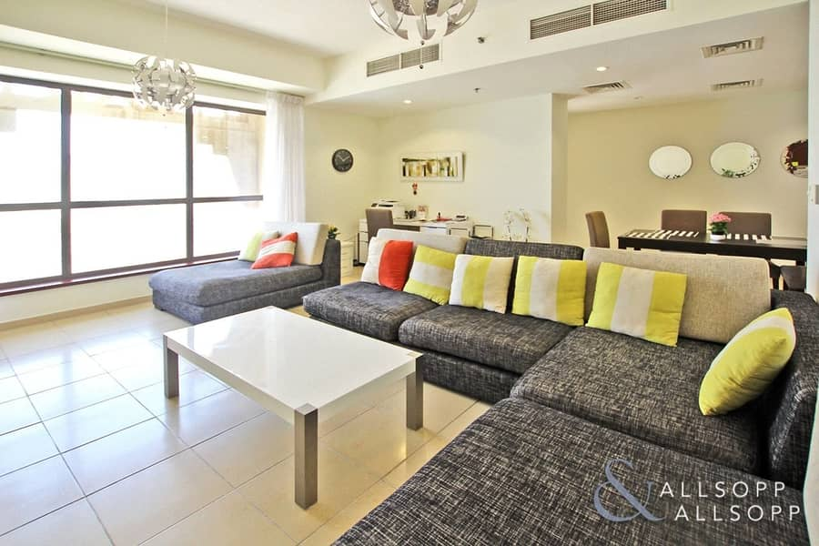 2 Full Sea Views| Upgraded | Vacant Now |2BR