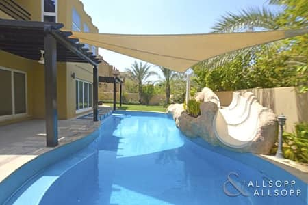 5 Bedroom Villa for Rent in Arabian Ranches, Dubai - Available Now | Maintenance | 5 Bedrooms