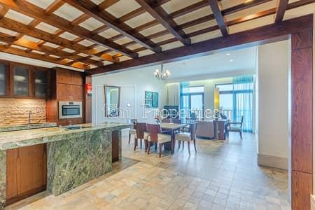شقة فندقية 2 غرفة نوم للايجار في نخلة جميرا، دبي - Sofitel Hotel Apartment | Live in Luxury & Style