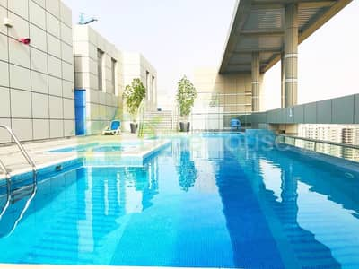 1 Bedroom Flat for Rent in Dubai Sports City, Dubai - Maintained   Mid Floor   Larger 1 Bedroom