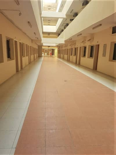 Rooms for 176 Staff - Full Floor