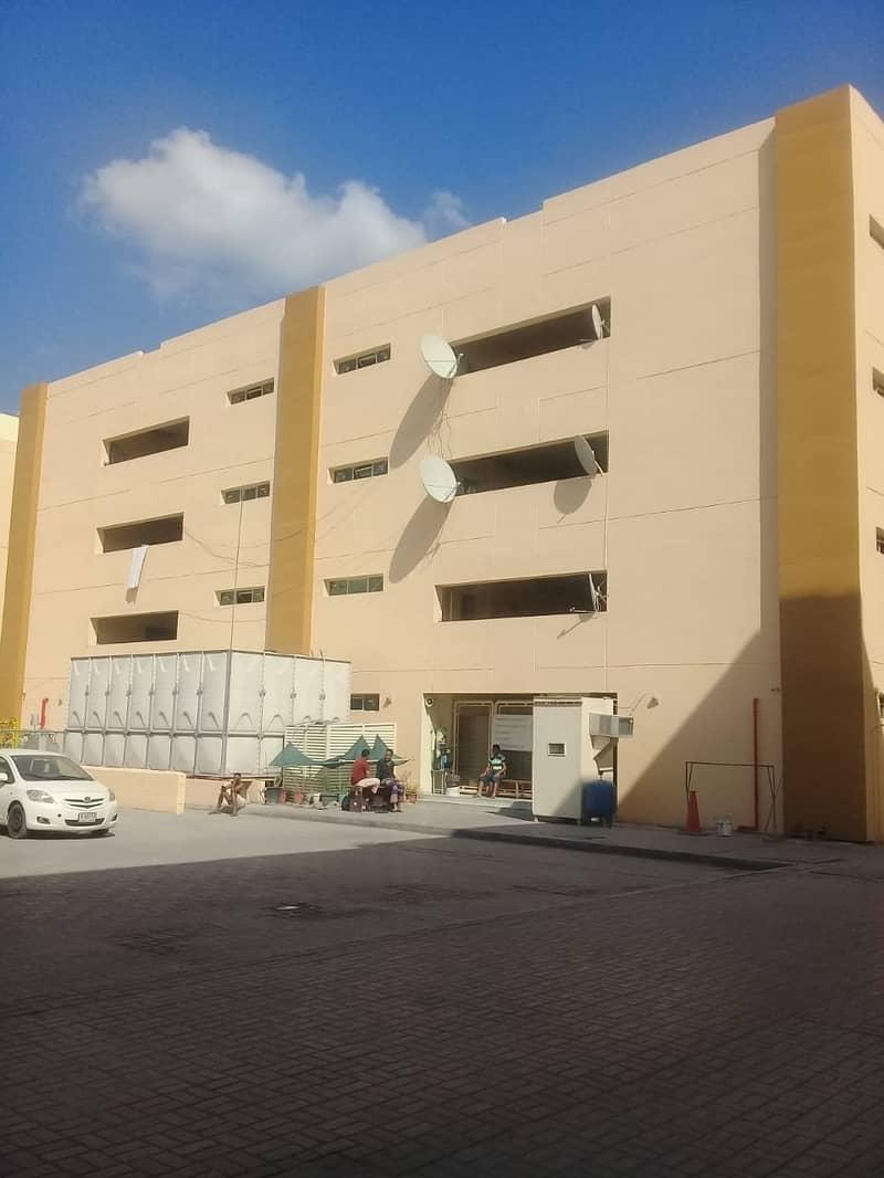 11 Rooms for 176 Staff - Full Floor