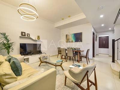 2 Bedroom Townhouse for Sale in Serena, Dubai - 2 Bedroom with Maid | Single Row | Bella Casa