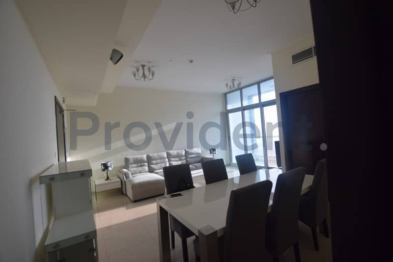 10 Fully Furnished 1 BR
