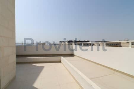 فلیٹ 2 غرفة نوم للايجار في قرية جميرا الدائرية، دبي - 2BR Apt with Huge Terrace|Move in Ready|