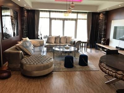 فلیٹ 1 غرفة نوم للايجار في نخلة جميرا، دبي - Luxurious Full Furnished 1Bed|Beach Access