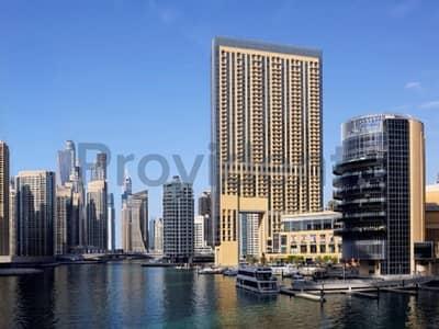 1 Bedroom Flat for Rent in Dubai Marina, Dubai - Fully Furnished 1BR|Dewa Internet Free