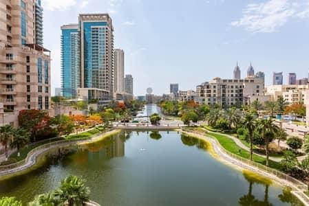 فلیٹ 2 غرفة نوم للايجار في ذا فيوز، دبي - 2 Bedroom | Canal View | High Floor | Vacant Now